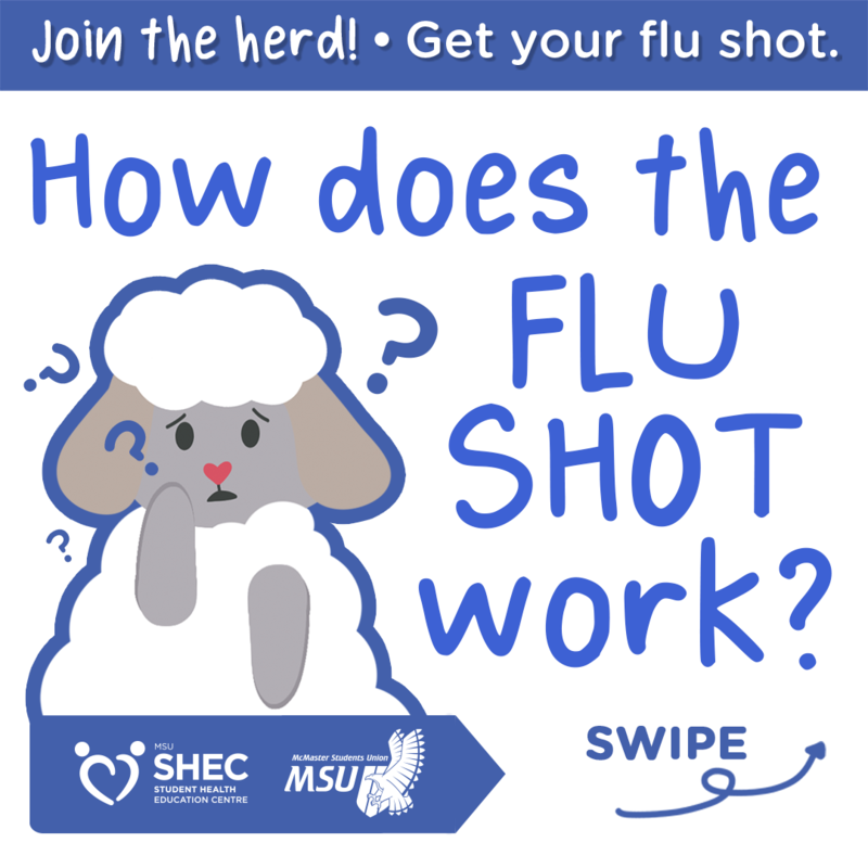 how does the flu shot work