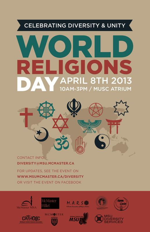 world religions day 2013