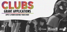 Clubs Grant Applications