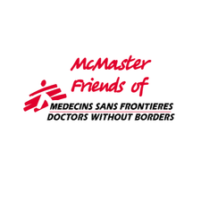 McMaster Friends of MSF (Doctors Without Borders)